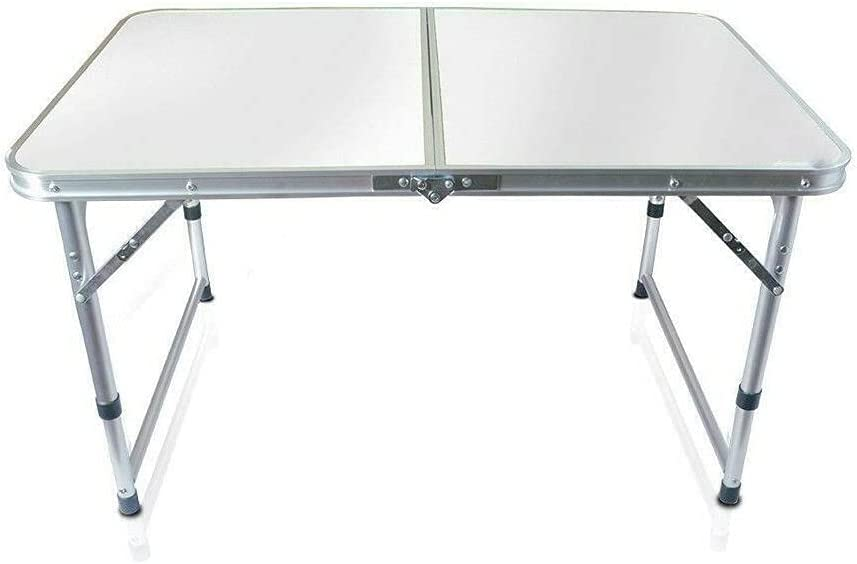 Kosoree Outlet ☆ Free Shipping Aluminum Folding Table 4'Portable Outdoor Indoor Picnic Superior