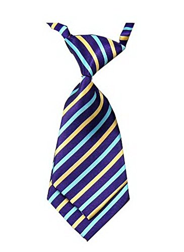 Unique bébé cravate réglable cravate Parti Wedding Show cravate Garçon [Ciel]