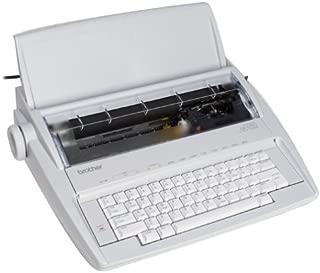 Brother GX-6750 Daisy Wheel Electric Typewriter (Renewed)
