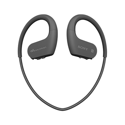 Sony Walkman NW-WS623 4GB Wireless MP3 Player with Bluetooth and NFC (Black)