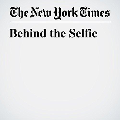 Behind the Selfie copertina