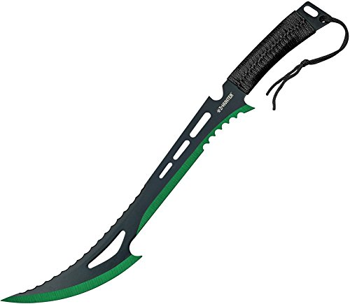 Z-Hunter Machete Kukri-Hunter Z Black/Green