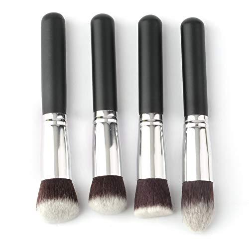 sahnah 4pcs New Professional Make up brushes set eyeshadow Foundation Mascara Blending Pencil Makeup brushes Cosmetic tool Hot Selling
