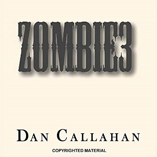 Zombie 3 audiobook cover art