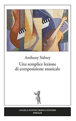 Una semplice lezione di composizione musicale