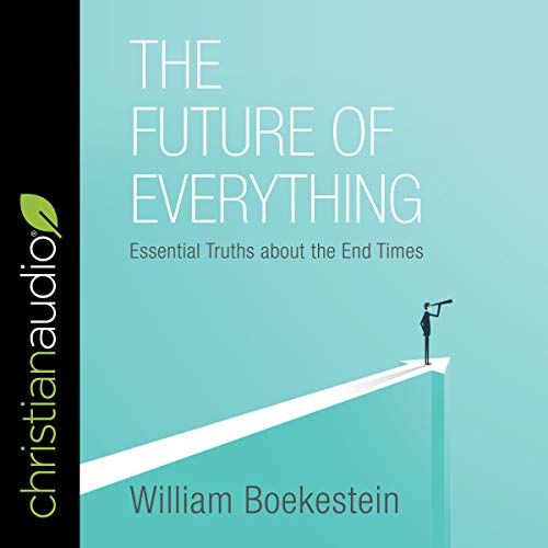 The Future of Everything audiobook cover art