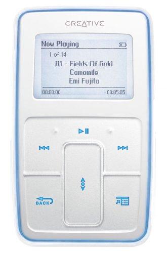 Creative Zen Micro 5 GB MP3 Player White
