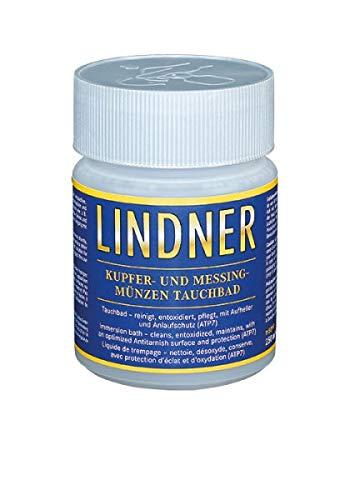 LINDNER Münz-Tauchbad Kupfer-Messing, 250 ml