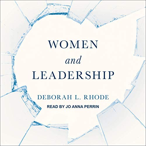 Women and Leadership audiobook cover art