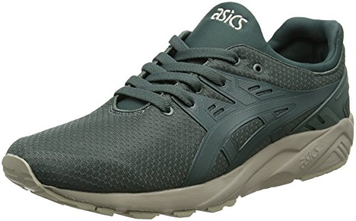 ASICS Gel-Kayano Trainer Evo, Sneaker Uomo, Verde Dark Forest 8282, 43.5 EU