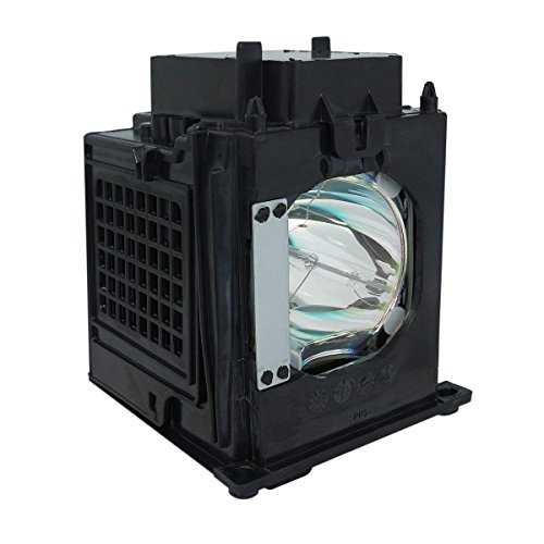 Original 915P049010 Replacement TV Lamp with Housing for Mitsubishi (Powered by Osram)