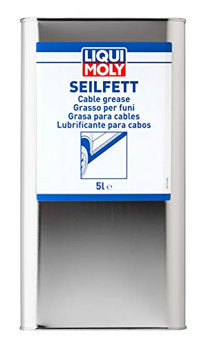 LIQUI MOLY 6124 Seilfett, 5 L