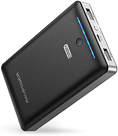 Portable Charger RAVPower 16750mAh Power Bank,...