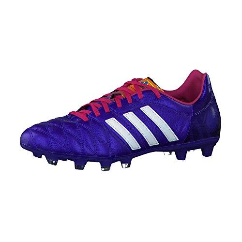 Adidas Fußballschuhe 11Nova TRX FG Herren blast purple-running white-vivid berry (D66949), 40 2/3, lila