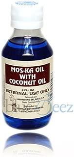 Mos-ka OIL with Coconut OIL 4oz by Hair Oil
