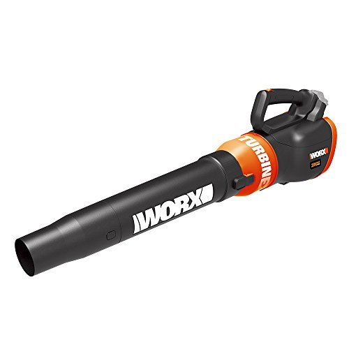 WORX WG546.9 Turbine 20V PowerShare 2-Speed Cordless Battery-Powered Leaf Blower (Tool Only)