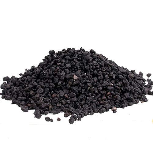 Bonsai-Erde Black Lava, Schwarze Lava, 2-8 mm, 10 Liter 62121