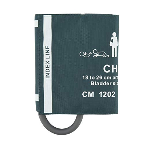 CM Replacement Cuff for Blood Pressure Monitor and Machine for Upper Arm Circumference (Child Size)