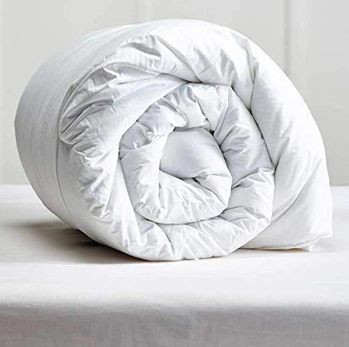 Apiando Home Collection Bettdecke 135x200 cm, Flauschige – weiche – kochfeste Bettdecke für Allergiker geeignet – Mikrofaser Bezug – Made in Germany