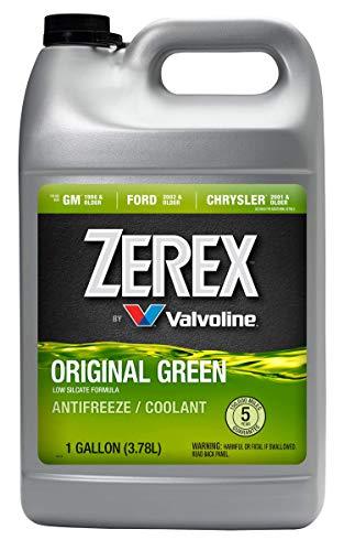 Zerex Original Green Antifreeze/Coolant 1 GA