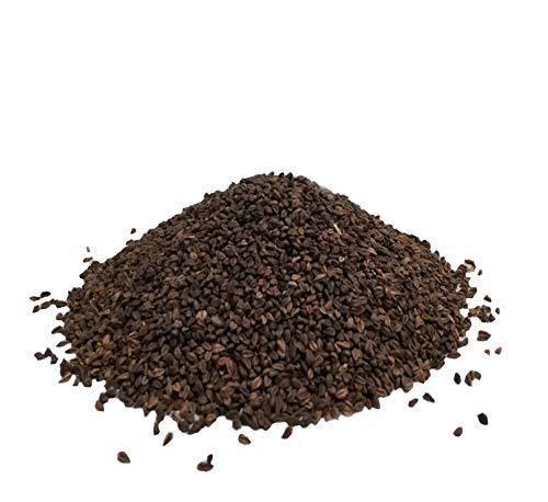 Samenshop24® Buchweizen, Inhalt: 1kg (für ca. 100m²), Gründünger & Bodenkur, vorfruchtneutral, begrünt und beschattet den Boden in kurzer Zeit, Nahrungsquelle für Nützlinge, Saatgut vom Profi