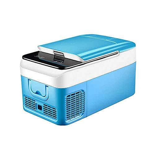 wangt Camping koelkast, koelbox vrieskast voor draagbare compressoren Dual Use Mini koelkast voor woonhuis voor vrachtwagens