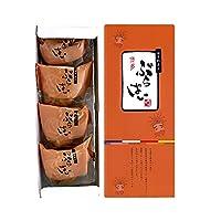 【 左衛門 】 博多ぶらぱい ( 4個入 ) × 3箱 小豆 餅米 の パイ
