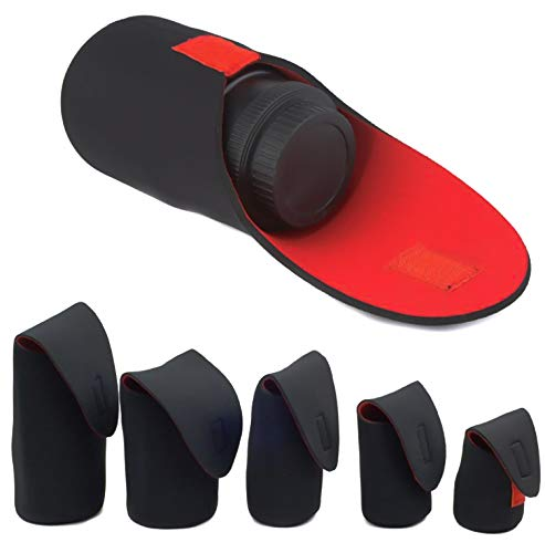 Objektive Köcher Tasche Objektivbeutel Objektivköcher Neopren Größe S M L XL XXL