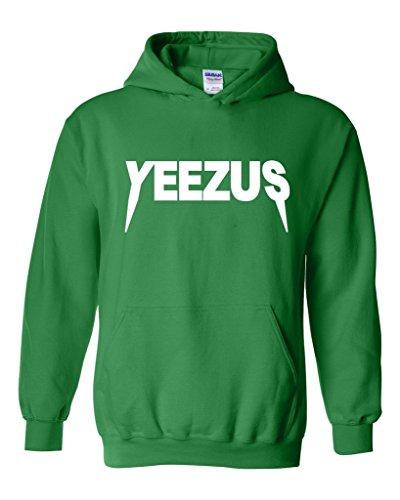Acacia Yeezus–mejor venta regalos Unisex sudadera con capucha sudadera