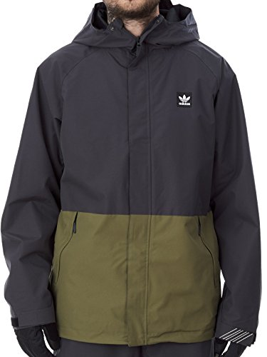 Adidas ADIDAS RIDING Jacket 10k utiblk/olicar multicolour