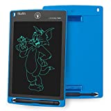 Mafiti 8,5 Pulgadas Tableta Gráfica, Tablets de Escritura LCD, Portátil Tableta de Dibujo Adecuada para el hogar, Escuela, Oficina (Blue)