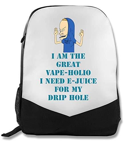 I'm The Great Vape-Holio I Need E-Juice for My Drip Rucksack