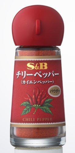 S&B チリーペッパー(パウダー) 12g×5個
