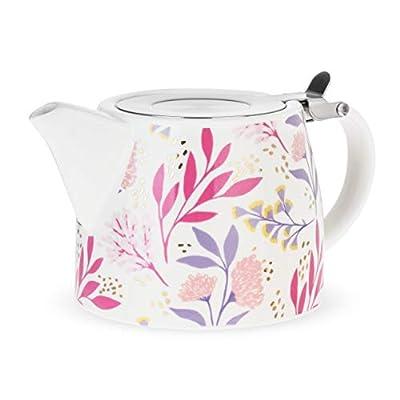 Pinky Up 8190 Harper Botanical Bliss Teapot Teapot & Infuser,