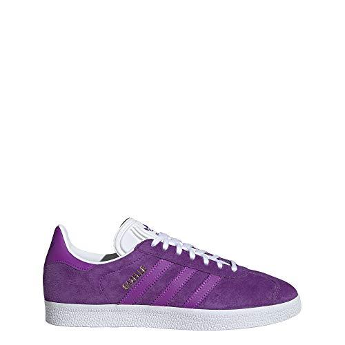adidas Gazelle Shoes Women's, Purple, Size 7.5