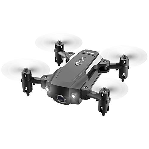 Goolsky KK8 Mini-Drohne RC Quadcopter 1080P HD-Kamera 15 Minuten Flugzeit 360-Grad-Flip 6-Achsen-Gyro-Höhenhalterung Headless-Fernbedienung für Kinder oder Erwachsene Training 1 Batterie