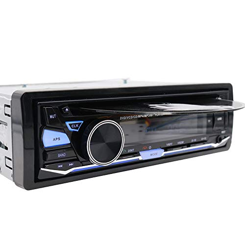 Alondy Autoradio Stereo hoofdtoestel CD DVD Speler Bluetooth/ MP3/USB/SD/AUX/FM