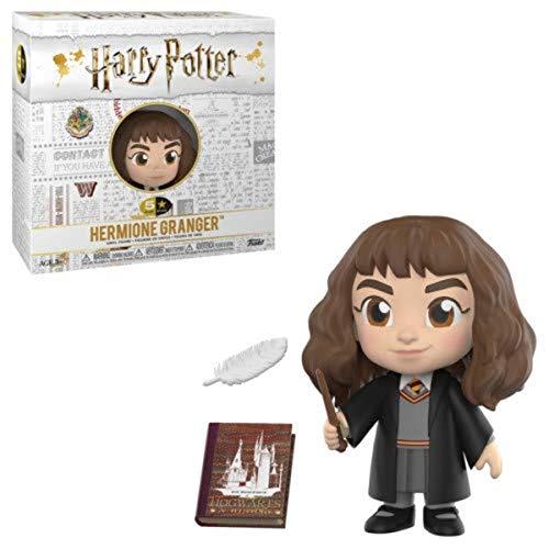 Funko 5 Star Hermione Figurina de Vinillo, Colección Harry Potter POP Movies, 9 cm (30451)