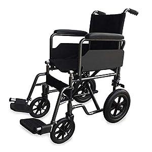 Silla de ruedas de transporte<br>No autopropulsable