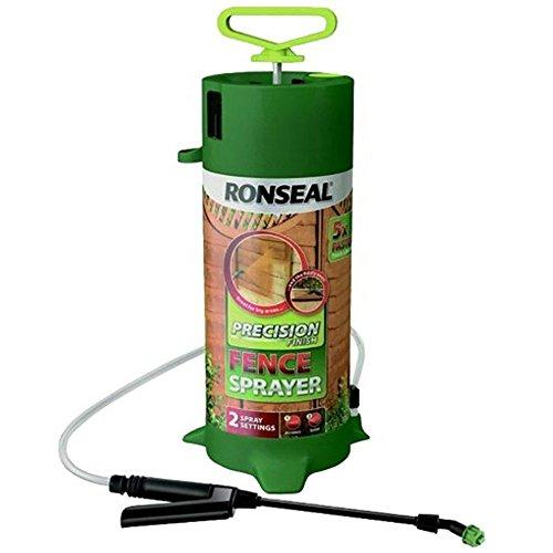 Ronseal RSLPPFS PPFS Precision Pump Fence Sprayer - G