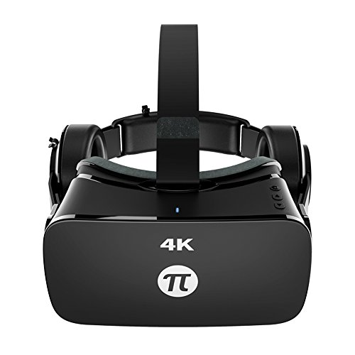 PIMAX 4K Virtual Reality Headset VR Headset 3D VR Glasses for PC Game Video
