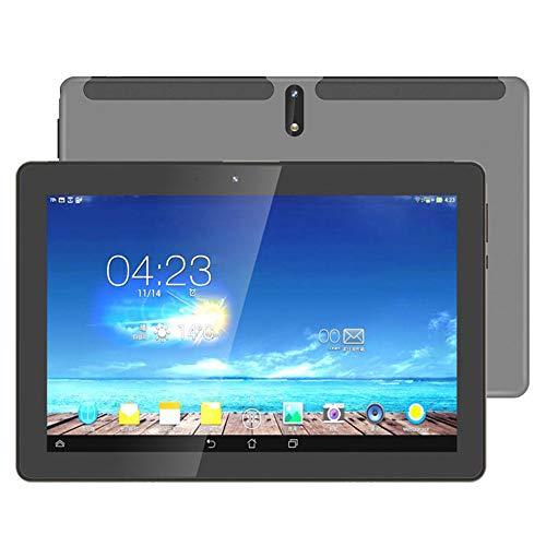 tablet PC con Pantalla HD IPS de 10.1 Pulgadas, Estudiantes, RAM, 2GB + 32GB, Doble cámara diseñada para Entretenimiento portátil