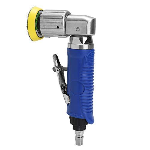 Buy WPFC Grinder Polishing Machine Pneumatic, Portable Electric Car Polisher Pneumatic Polish Tool G...