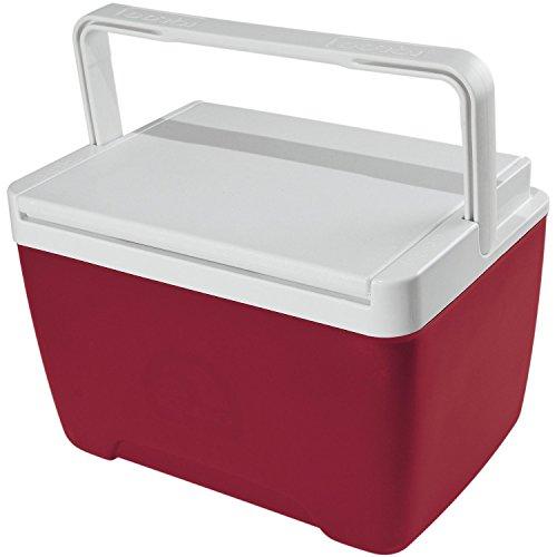 Igloo Island Breeze Cooler (Diablo Red, 9-Quart)