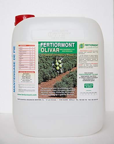 Abono olivo Fertiormont Olivar 20 L