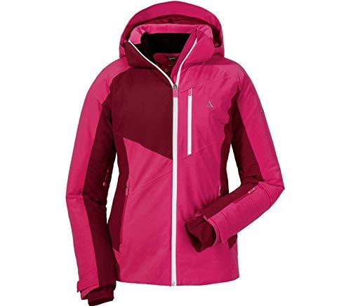 Schöffel Damen Kufstein3 Jacke, pink Yarrow, 38