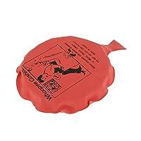 ブーブー クッション おならやったージョーク いたずら ギャグトリック パーティーのおもちゃ 3色 - 赤, 16センチメートル