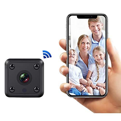 Videocamera HD 1080P Wireless WiFi Visione Notturna