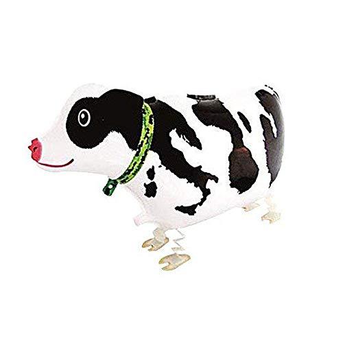 Mattelsen Globos de Animal Caminando Helio Vacas Juguetes Inflables Hinchables para niños...