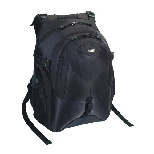 Targus 15.4 - 16 inch / 39.1 - 40.6cm Campus Laptop Backpack - Notebook-Rucksack
